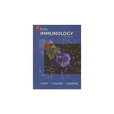 Kuby Immunology, Sixth Edition, Used Book (9781429202114)