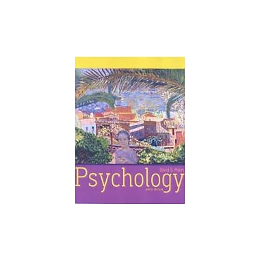 Psychology, 9th Edition, Used Book (9781429215978)