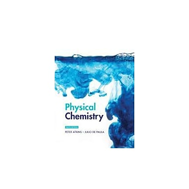 Physical Chemistry, 9th Edition, Used Book (9781429218122)