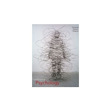 Introducing Psychology, Used Book, (1429218215)