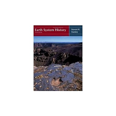 Earth System History: w/FREE Online Study Center, New Book (9781429233491)