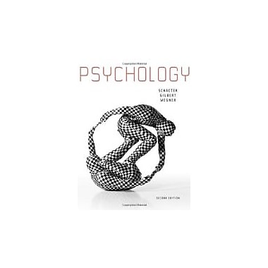 Psychology, New Book, (1429237198)