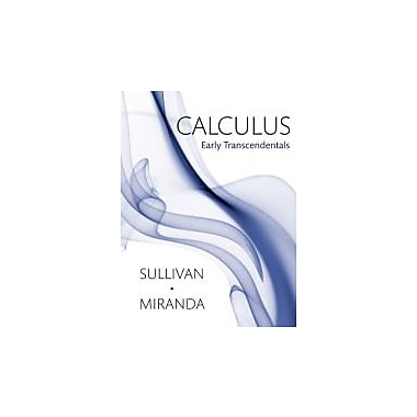 Calculus: Early Transcendentals (1429254335)