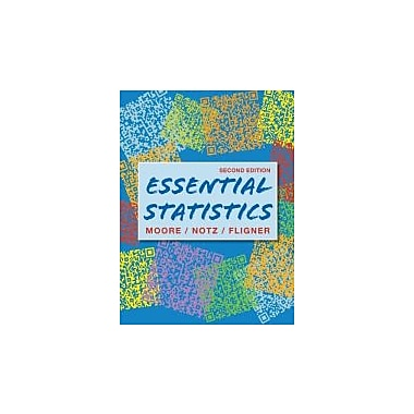 Essential Statistics, 2nd Edition, New Book (9781429255172)