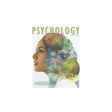Psychology, 10th Edition, New Book (9781429261784)