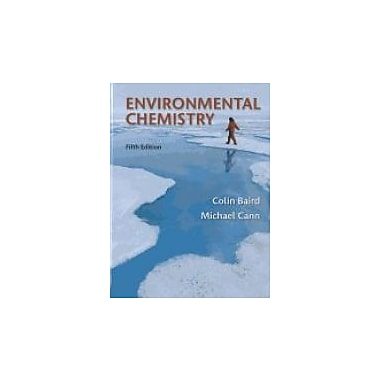 Environmental Chemistry, Used Book, (1429277041)