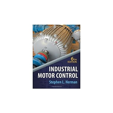 Industrial Motor Control, Used Book (9781435442399)