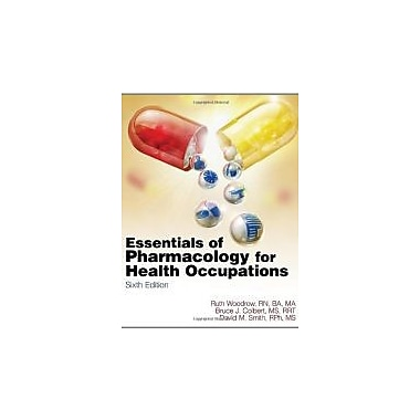 Essentials of Pharmacology for Health Occupations, Used Book (9781435480339)