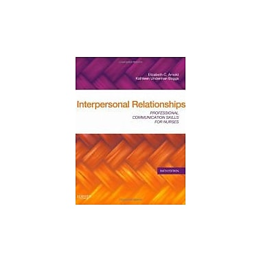 Interpersonal Relationships: Professional Communication Skills for Nurses, 6e, New Book (9781437709445)