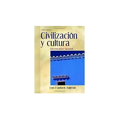 Civilizacion y cultura, Used Book (9781439084496)