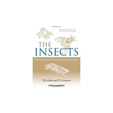 The Insects: An Outline of Entomology, New Book, (1444330365)
