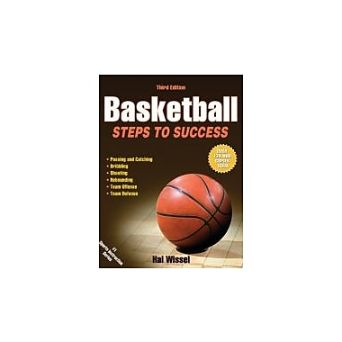 Basketball-3rd Edition: Steps to Success (Steps to Success Activity Series), Used Book (9781450414883)