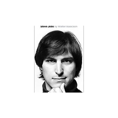 Steve Jobs, New Book (9781451648546)