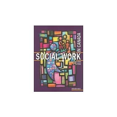 Social Work in Canada: An Introduction, New Book (9781550771732)