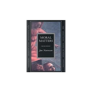 Moral Matters, 2nd Edition, New Book (9781551112121)