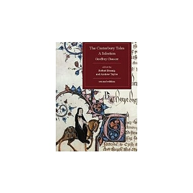 The Canterbury Tales, second Edition (Broadview Editions), New Book (9781554811069)