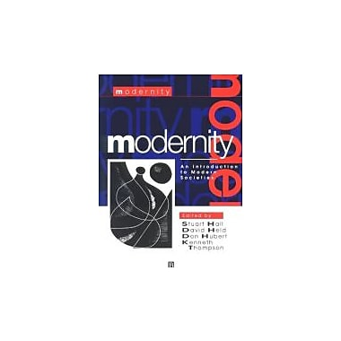 Modernity: An Introduction to Modern Societies, Used Book (9781557867162)