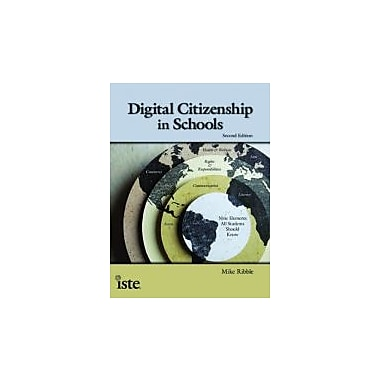 Digital Citizenship in Schools, 2nd Edition, New Book (9781564843012)