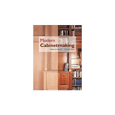 Modern Cabinetmaking, New Book (9781590703762)