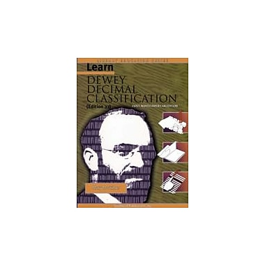 Learn Dewey Decimal Classification (Edition 22) First North American Edition (Library Education Series)