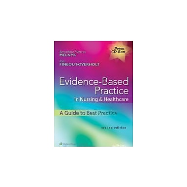 Evidence-Based Practice in Nursing & Healthcare: A Guide to Best Practice, Used Book (9781605477787)
