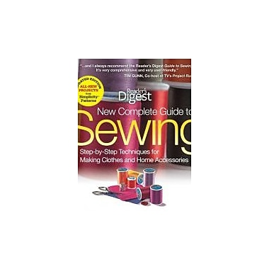 The New Complete Guide to Sewing, Used (9781606522080)