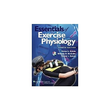 Essentials of Exercise Physiology, New Book (9781608312672)
