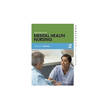 Introductory Mental Health Nursing (Lippincott's Practical Nursing), New Book (9781608313921)
