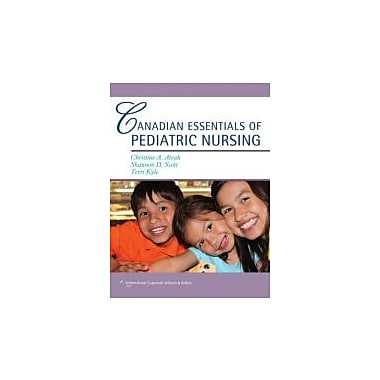 Canadian Essentials of Pediatric Nursing, Used Book (9781609137076)