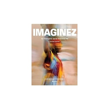 Imaginez, 2nd Edition, Student Edition with Supersite Code, New Book (9781617670411)