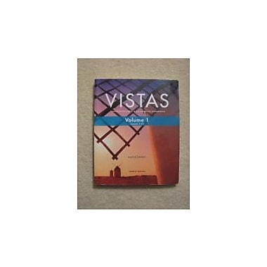 Vistas 4e SE V1(1-10) + SSPlus(SS and WSAM and VTxt)(12M), Used Book (9781617676925)
