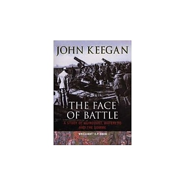 The Face of Battle, New Book (9781844137480)