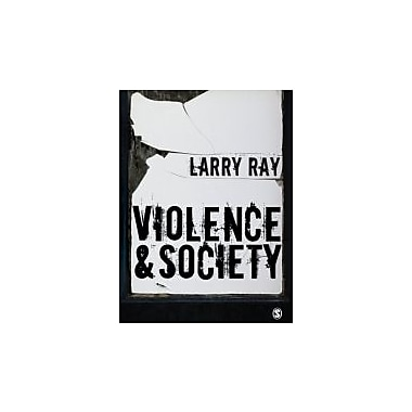 Violence and Society, New Book (9781847870360)