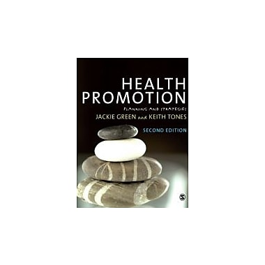 Health Promotion: Planning and Strategies, New Book (9781847874900)