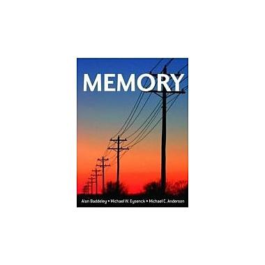Memory, New Book (9781848720015)
