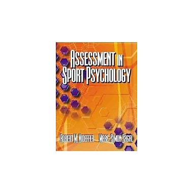Assessment in Sport Psychology, New Book (9781885693280)