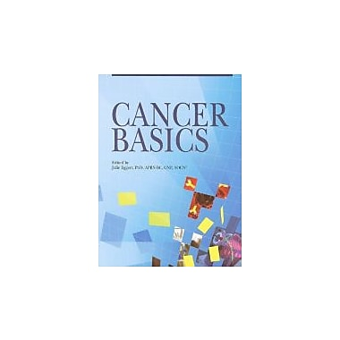 Cancer Basics, Used Book (9781890504908)