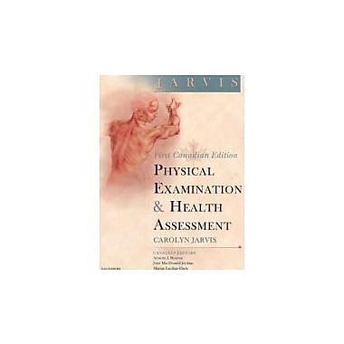 Physical Examination and Health Assessment, New Book (9781897422182)