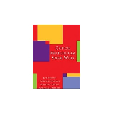 Critical Multicultural Social Work, Used Book (9781933478142)