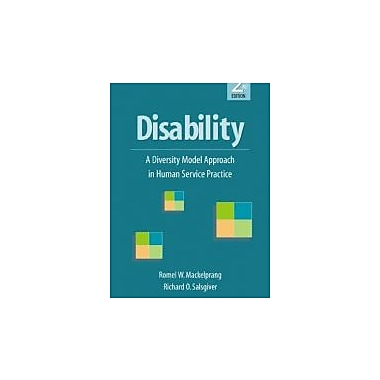 Disability: A Diversity Model Approach in Human Service Practice, New Book (9781933478593)