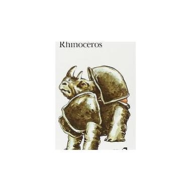 Rhinoceros (Folio) (French Edition), Used Book (9782070368167)