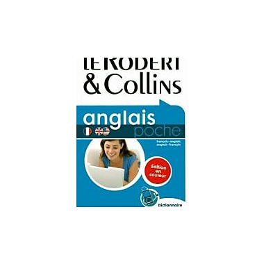 Le Robert et Collins poche francais- anglais: anglais-francais: Dictionnaire. (French Edition), New Book (9782849028537)