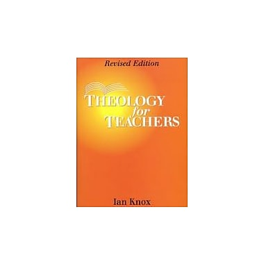 Theology for Teachers Rev, New Book (9782895070207)
