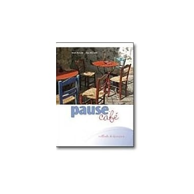 Pause Cafe Manuel, Used Book (9782895936947)