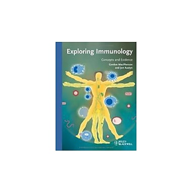 Exploring Immunology: Concepts and Evidence, Used Book (9783527324125)