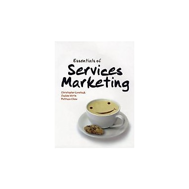 Essentials of Services Marketing - 1st Edition, New Book (9789810679958)