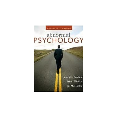 Abnormal Psychology 14th (fourteenth) Edition, Used Book (978B006O0HZ20)