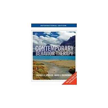 Contemporary Behavior Therapy (5th Ed. International Editition), Used Book (978B007YTKBA5)