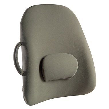 Obusforme Lowback Backrest Support, Grey