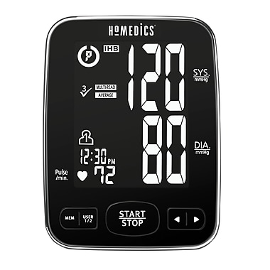 Homedics Premium Automatic Arm Blood Pressure Monitor